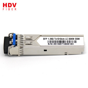 Buy Gigabit Ethernet Application 10Km 1.25G 1310nm Transceiver Module Sfp