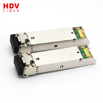 Buy Cisco Compatible SFP 1310/1550nm 20KM BIDI WDM SFP fiber Transceiver Module