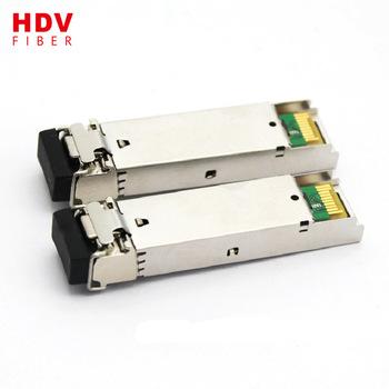 Buy Cisco GLC-BX-D compatible 1.25G 1310/1550nm 20km SFP