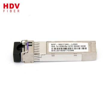 SFP 10g sr compatibility 10G 850nm 300m optical sfp+ module
