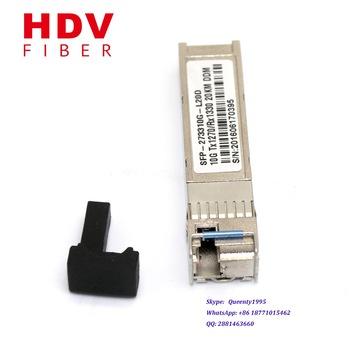 Buy Compatible ZTE SFP 10G WDM 20KM sfp+module transceiver