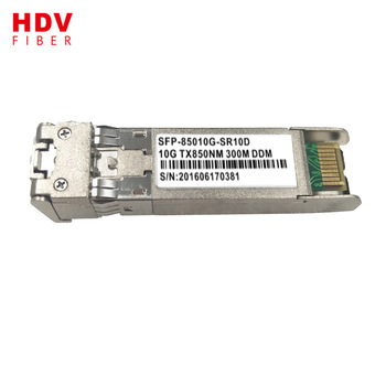 Buy High Quality 10g Sfp Bidi 1310/1550nm 20/40/60km Optical Transceiver Module