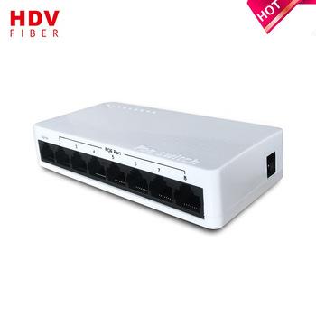 Buy 100M 8 port reverse power supply RPOE POE switch Reverse poe switch