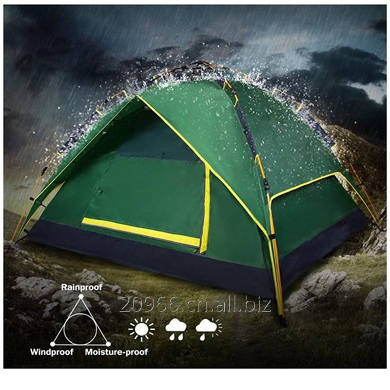 Buy Waterproof family camping tent