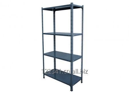 Buy Light Duty double rivet shelving Rack