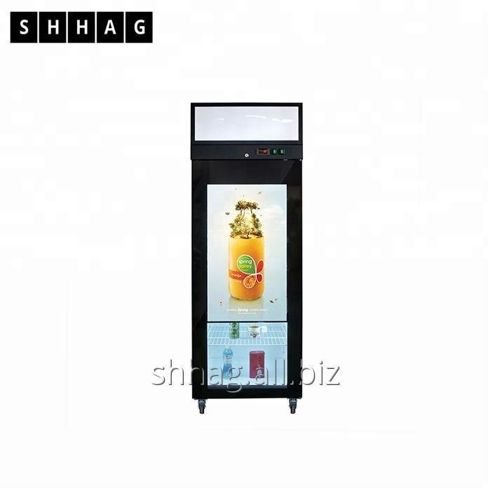 Buy Transperent LCD glass door for fridge