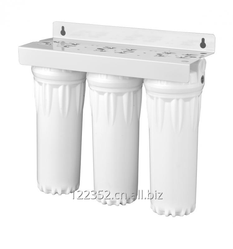 Buy Pre filtration water filter household use 3 stages water purifier purification