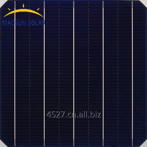 Buy Cheap monocrystalline solar panel A-grade high efficiency solar cell 21.6 156mm 5BB single monocrystalline 5.37W