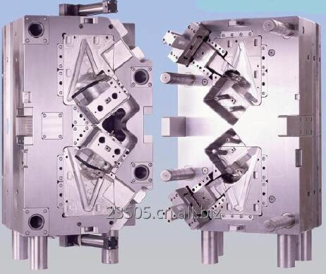 Buy Low cavity mould-mould design China
