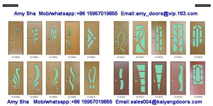 Buy Interior doors,bedroom doors,bath room doors,hotel doors,residental doors,PVC MDF DOOR