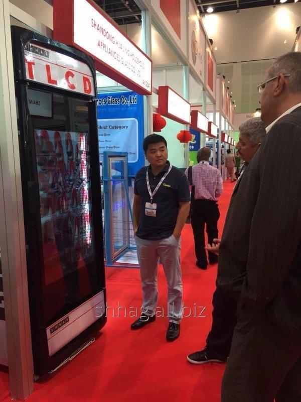 Buy TLCD glass door for fridge