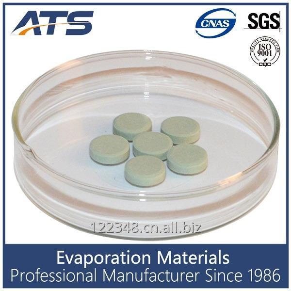 Buy 99.99% indium tin oxide ITO sinter tablet