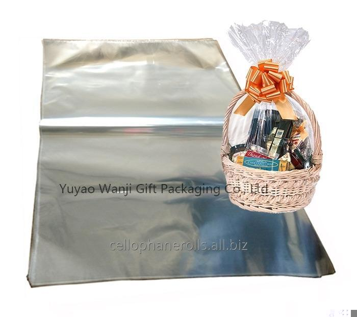 Buy Basket cello bags