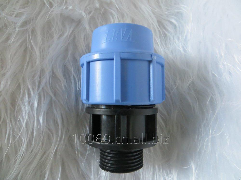 Buy PP compression pipe fittings directly