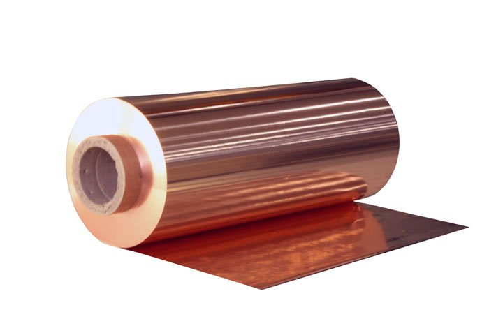 Buy 18u * 600mm Soft Temper Ra Copper Foil for Tape