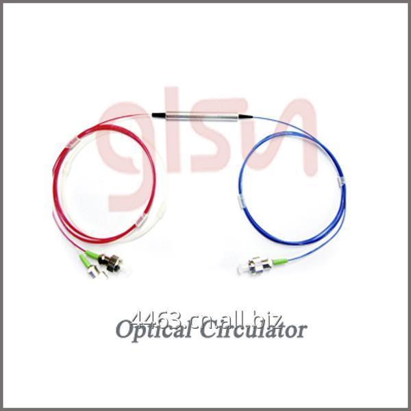 Buy GLSUN 3 ports Polarization Insensitive fiber Optic Circulator for DWDM systems and bi-direction communication systems