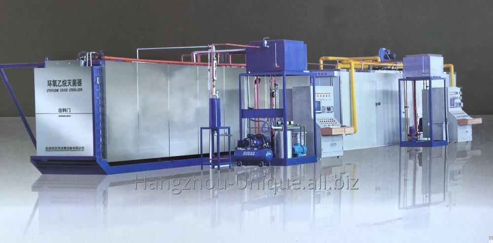 Buy Efficient Ethylene Oxide Sterilizer for industry fields