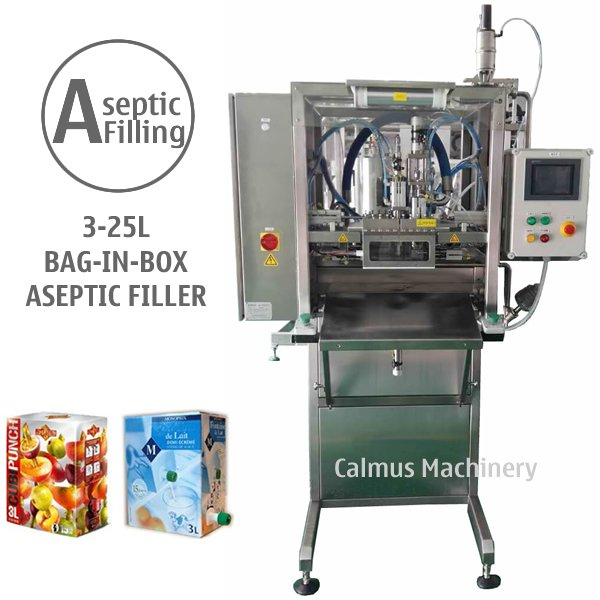 Buy Semi-automatic BIB Aseptic Filling Machine Bag in Box Aseptic Filler