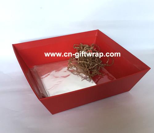 Buy Set of gift Hamper tray (gift basket)