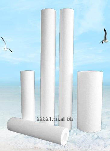 Buy 20 inch PP Melt Blown Water Filter Cartridge with framework,no Adapters