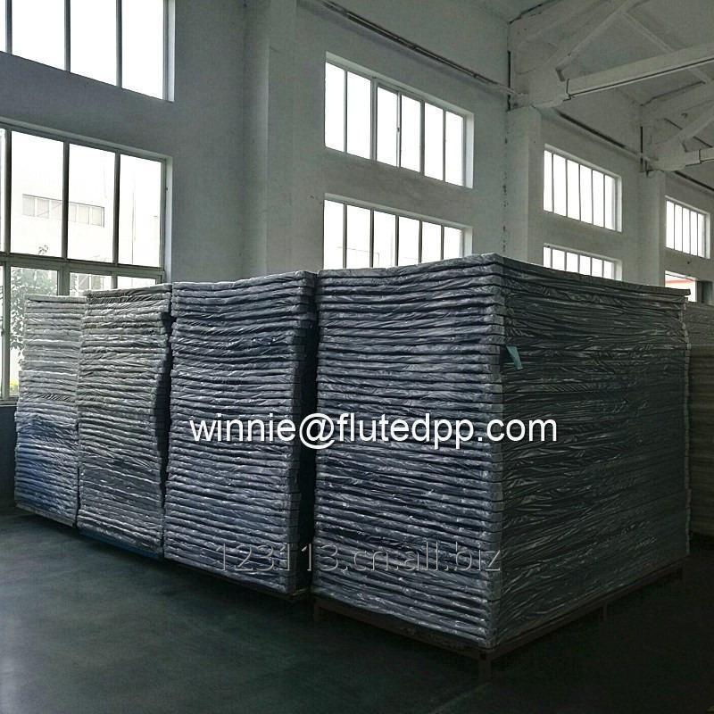 Buy Polypropylene Corrugated Sheet