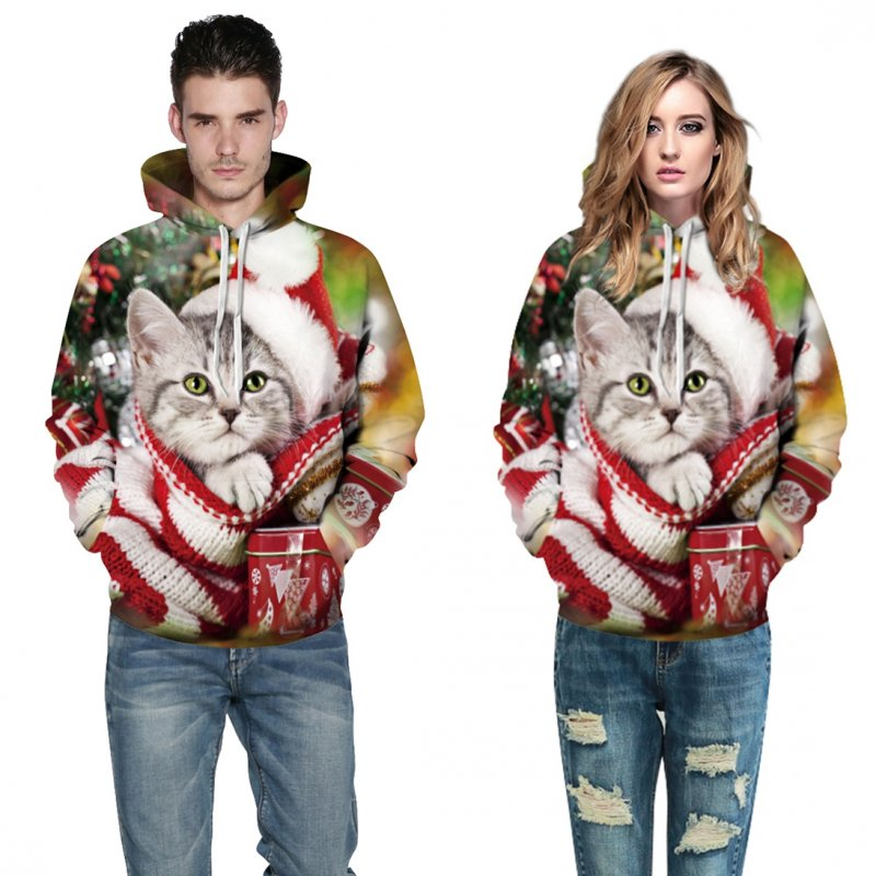 Buy [Copy] Man and women hoody unisex hoody nice printing animal, galaxy, Christmas