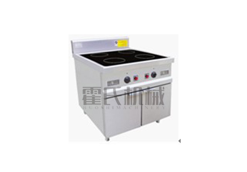 Buy Four Burner Induction Stove, Induction Cooking Range