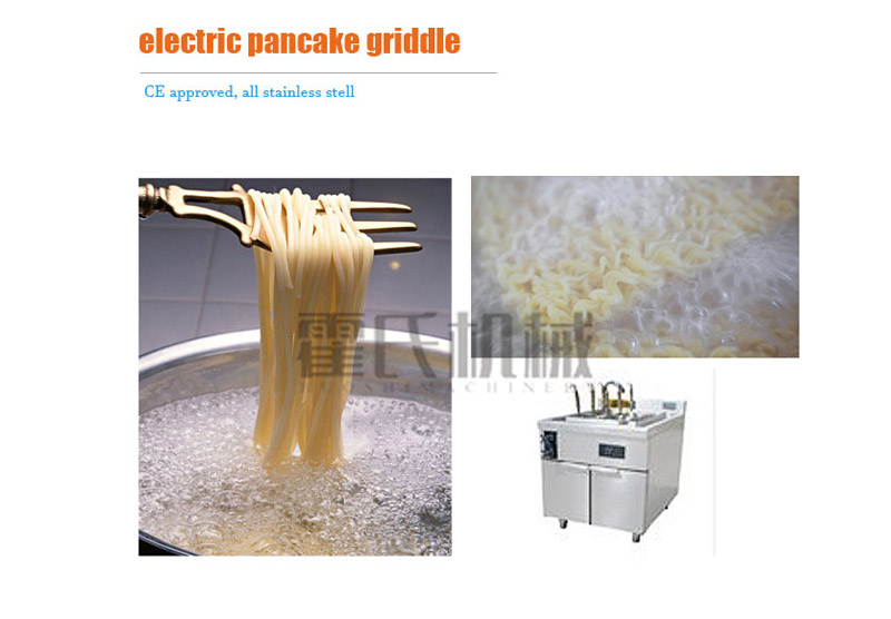 Buy Electric Pancake Griddle, Ce Approved, All Stainless Stell