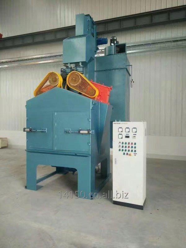 Buy Q35 series turnable type shot blasting machine