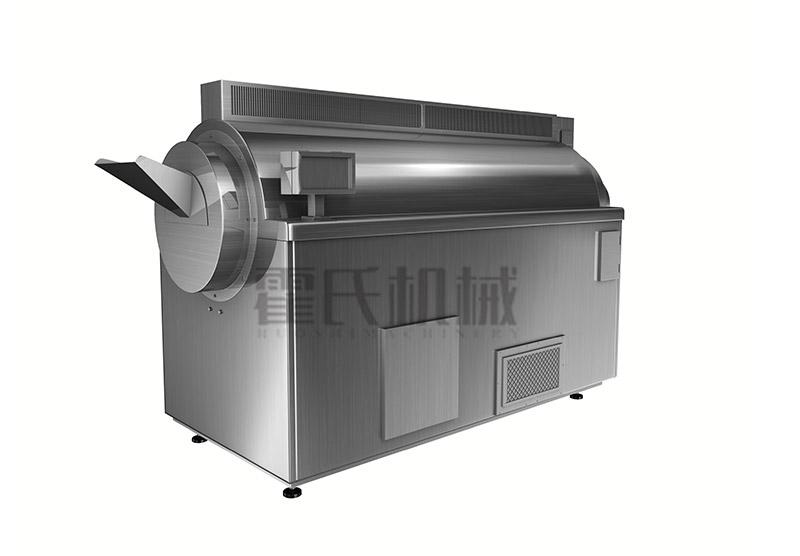 Buy Electric Puffed Rice Machine, Puffed Rice Making Machine, Murmura Making Machine, Poha Roaster CE Certified