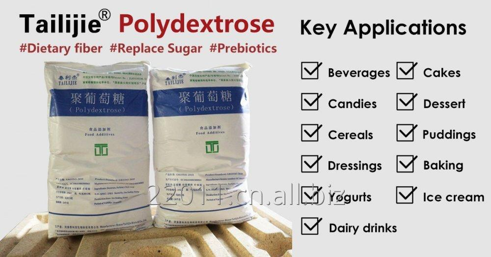 Buy Polydextrose is a food additive for soluble dietary fiber