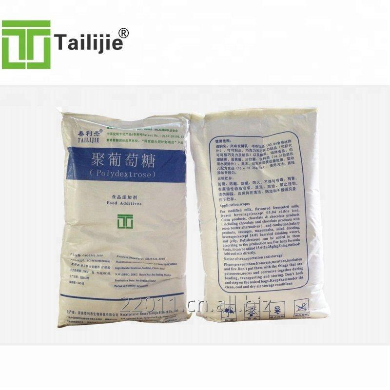 Buy Tailijie Brand Factory Soluble Dietary Fiber Polydextrose Sweetener