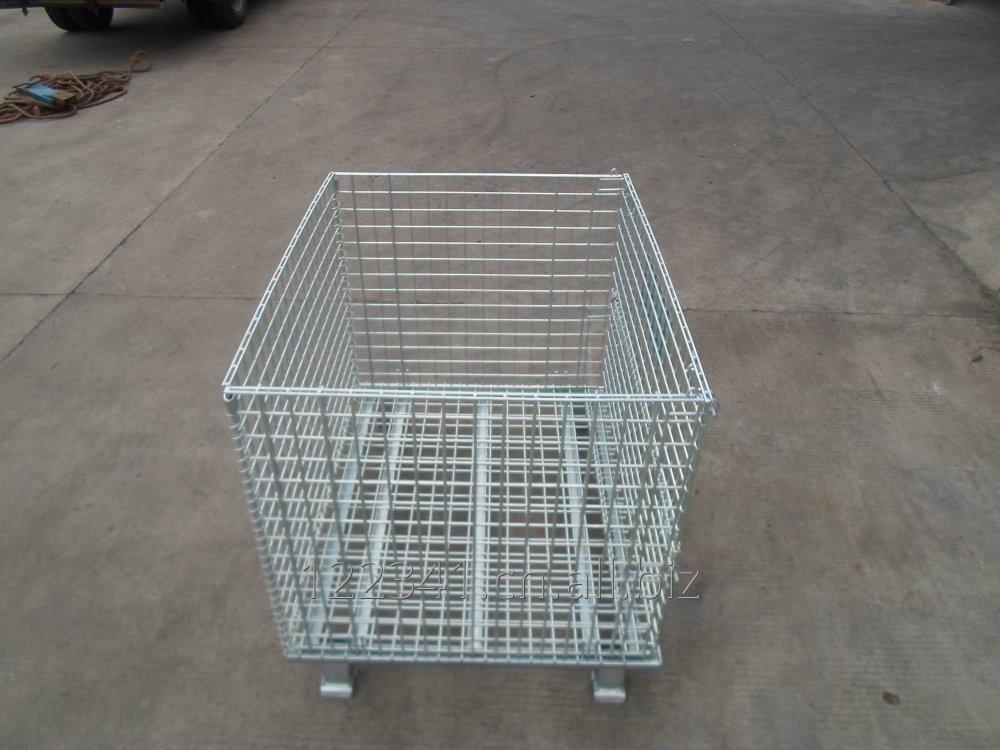 Buy Galvanized wire mesh container,quail cages for sale