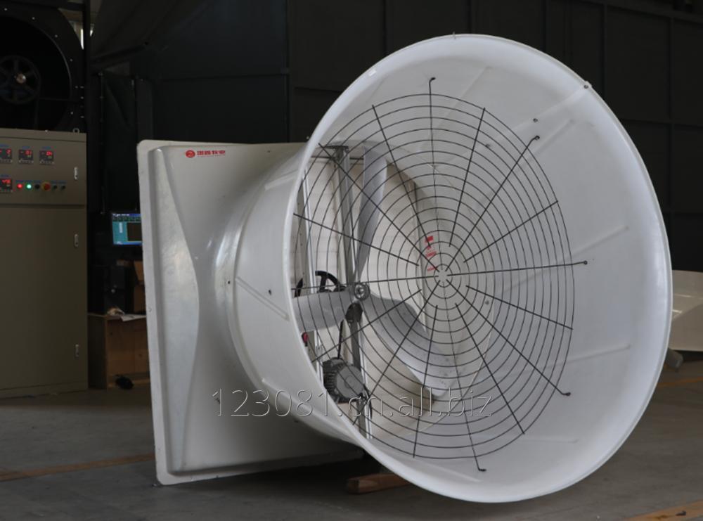 Buy Moulded GFRP Fan 51''