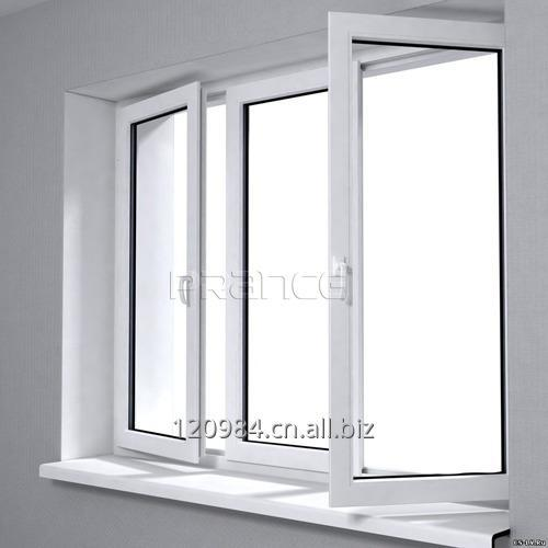 Buy Acoustic decorated office building corridor glass window