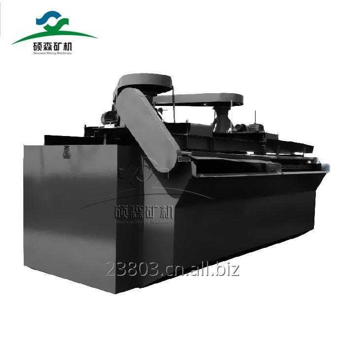 Buy Gold beneficiation machine flotation machine