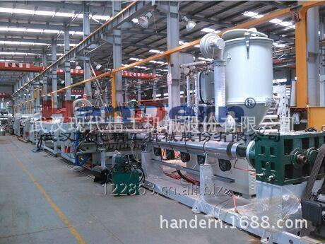 Buy Polypropylene Hollow Plastic Sheet Extrusion Machine