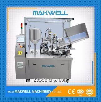 Buy Tube filling and sealing machine for cosmetics