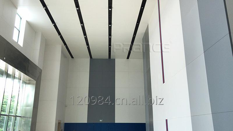 Buy Windproof interior Station metal curtain wall