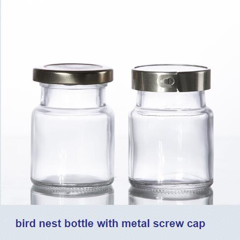 Buy Bird nest bottle with metal screw cap