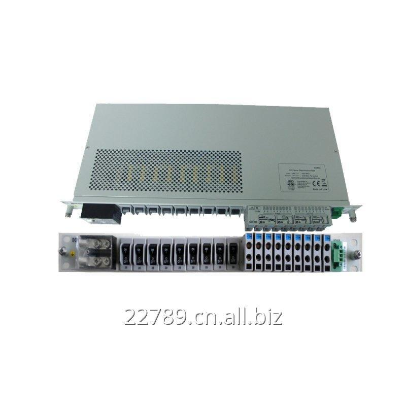 Buy DCPD6 one input 9 output 19 inch 48v DC power distribution unit
