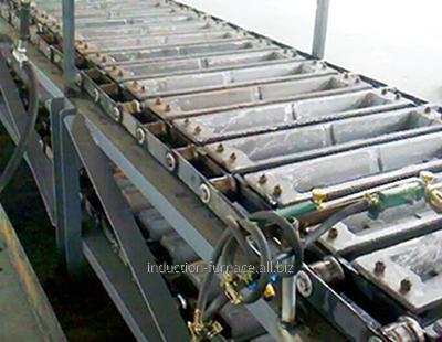 Buy Aluminum ingot casting production line customizable