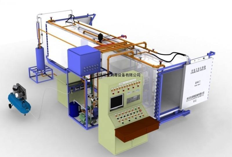 Buy Ethylene oxide sterilization for worldwide customers