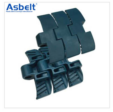 Buy Ast1060 Magnetic Side Flexing,Plastic Flat Top Belt, ,Plastic Flat Top Belt Rubber Top