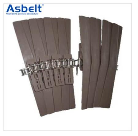 Buy Ast3873TG Spiral Belt,Vacuum Perforated Top Belt,Flush Grid Belt,Plastic Flat Top Belt