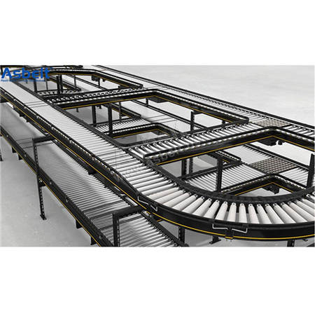 Buy Roller Conveyor,Beverage Flat Top ,Flush Grid Modular Belt