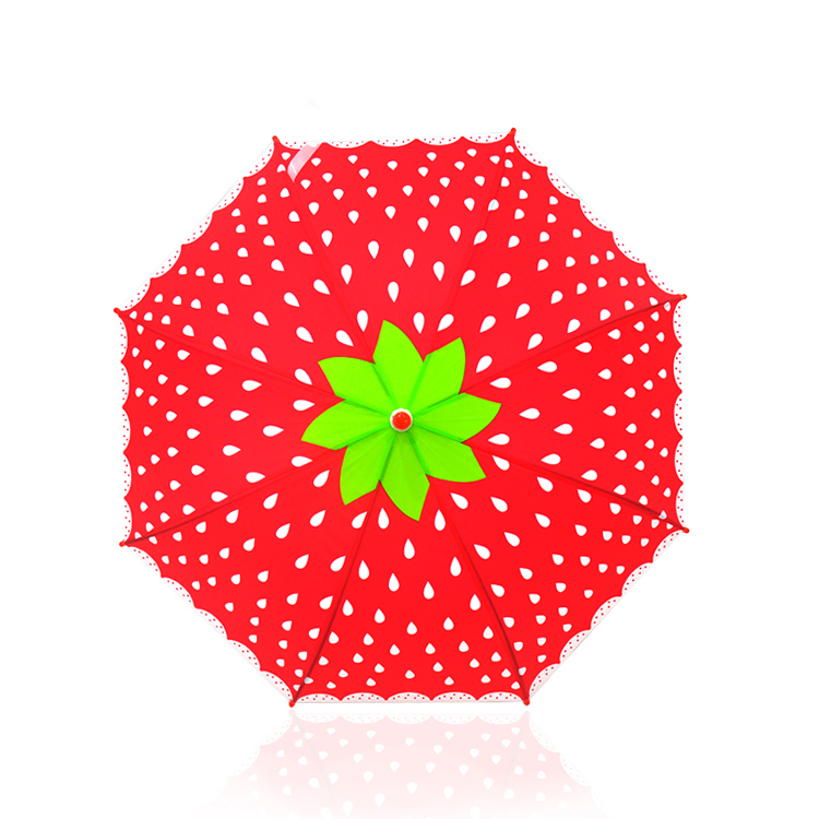 Buy RST child cartoon fancy kids umbrella with whistle custom decoration children umbrella for boys and girls