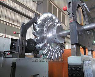 Buy Hydraulic Turbine Generator, CFD Pelton Turbine wholesaler