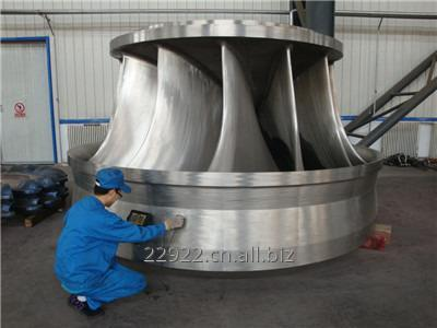 Buy Forging Francis Turbine, Double Francis Turbine manufacturer