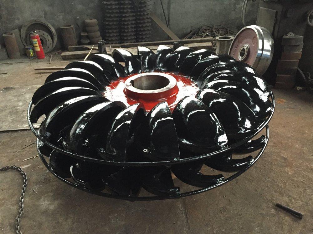 Купить Гидравлические Wheel(runner) турбина пелтона для модернизации электростанции и реабилитации